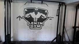 Vendo 2 máquinas de gimnasio