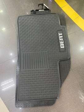 Chevrolet Beat, moqueta de pvc. Corte original. 3 poezas
