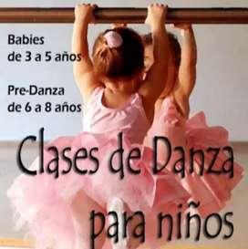Clases de ballet online