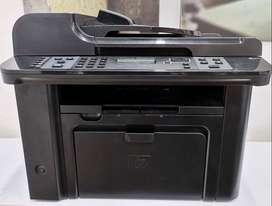 Impresora Negra: Hp Laserjet 1536dnf (Usada)