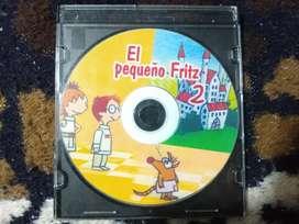 Videojuego Ajedrez - El Pequeño Fritz 2