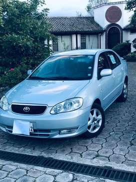 Toyota Corolla 1.8 MATRICULADO 2020