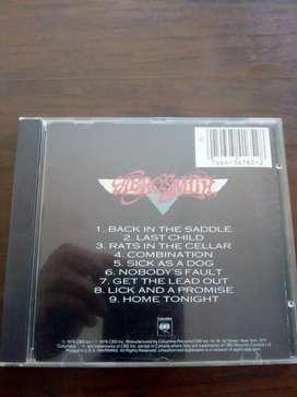 Aerosmith en excelente estado