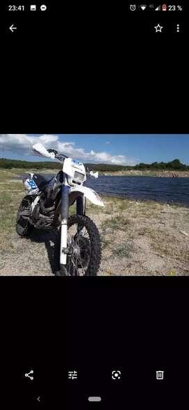 Vendo Suzuki dr 350