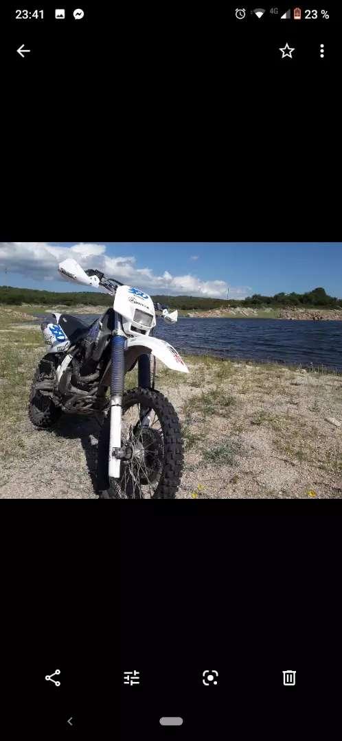 Vendo Suzuki dr 350 0