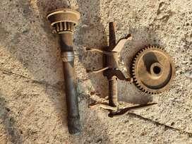 Repuestos para tractor Zetor