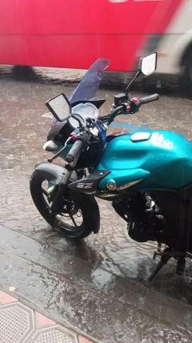 Yamaha sz 150. Año 2018