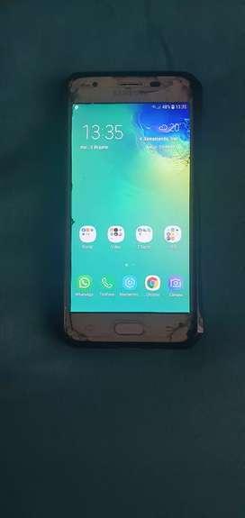 Samsung J5 Prime Fisurado