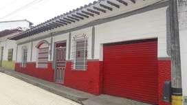 Casa Grande en Jericó amoblada disponible para alquilar.