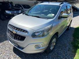 Chevrolet Spin ltz 5 as
