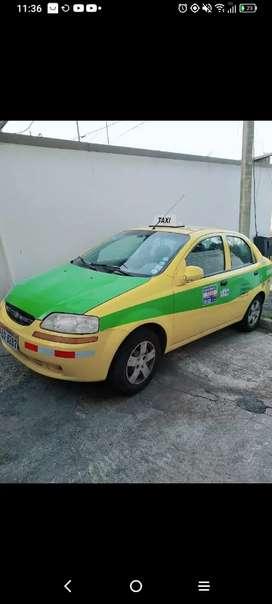 Oportunidad  puesto legal de taxi en cumbaya  con o sin vehículo