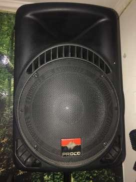 Combo sonido completo ideal hogar , reuniones , fiestas , DJ