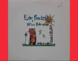 SHOOTING RUBBERBANDS AT THE STARS by EDIE BRICKELL Lp vinyl 12 pulgadas Records acetatos vinilos singles para tornamesas