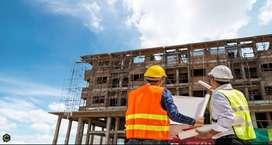 Se necesita obrero en construcción