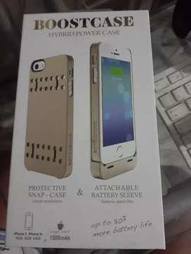Batería  extra para iphone 5 5s y se