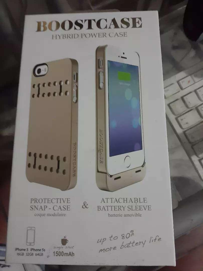 Batería  extra para iphone 5 5s y se 0