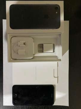 Iphone 7  capaciadad 128GB