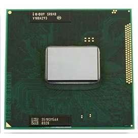 Vendo procesador Corei5 sr04b 2da generacion para Laptop