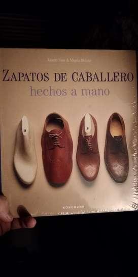 Hecho a Mano Cuero zapatos