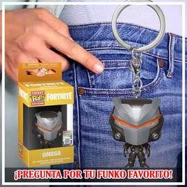 Fortnite Omega Llavero Funko