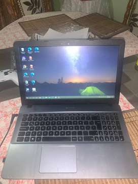 "vendo o cambio portatil asus 15.6"" intel"