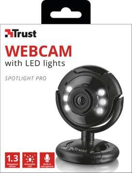 Camara Web Trust SpotLight Pro