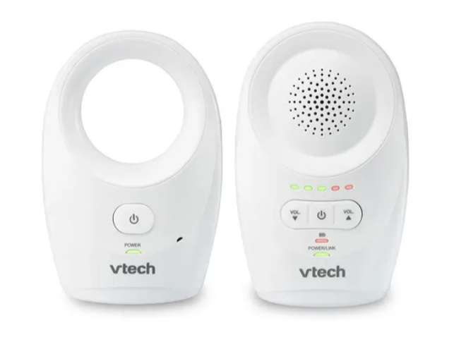 Monitor De Bebé De Audio Vtech Dm1111 0