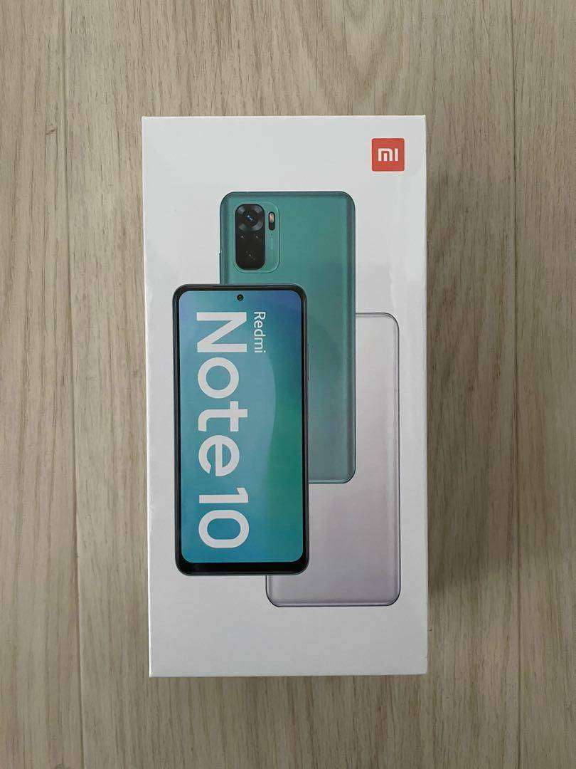 Xiaomi Redmi Note 10-NUEVOS-SELLADOS-LIBERADOS-GARANTIA