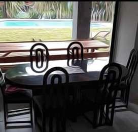 Oportunidad!! Vendo juego de comedor por cambio de muebles