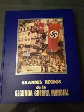 Usado, Grandes hechos de la 2da guerra mundial segunda mano  Almagro, Capital Federal