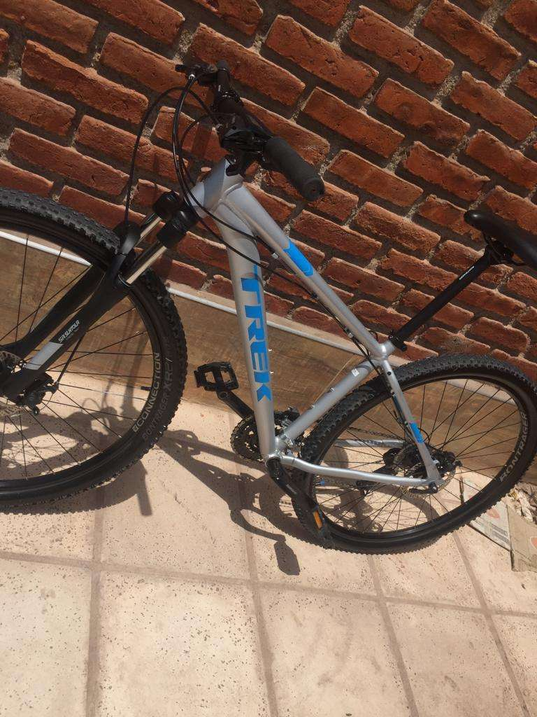 Vendo trek marlin 4 impecable 0