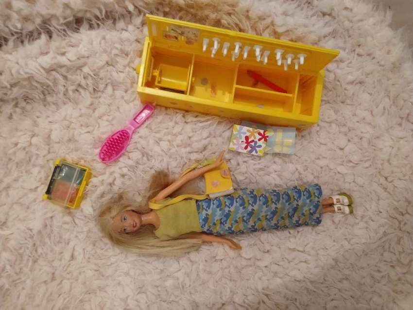 Barbie Secret Messajes Con Casillero 0