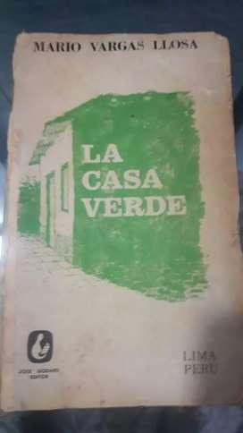 La casa verde. Vargas Llosa