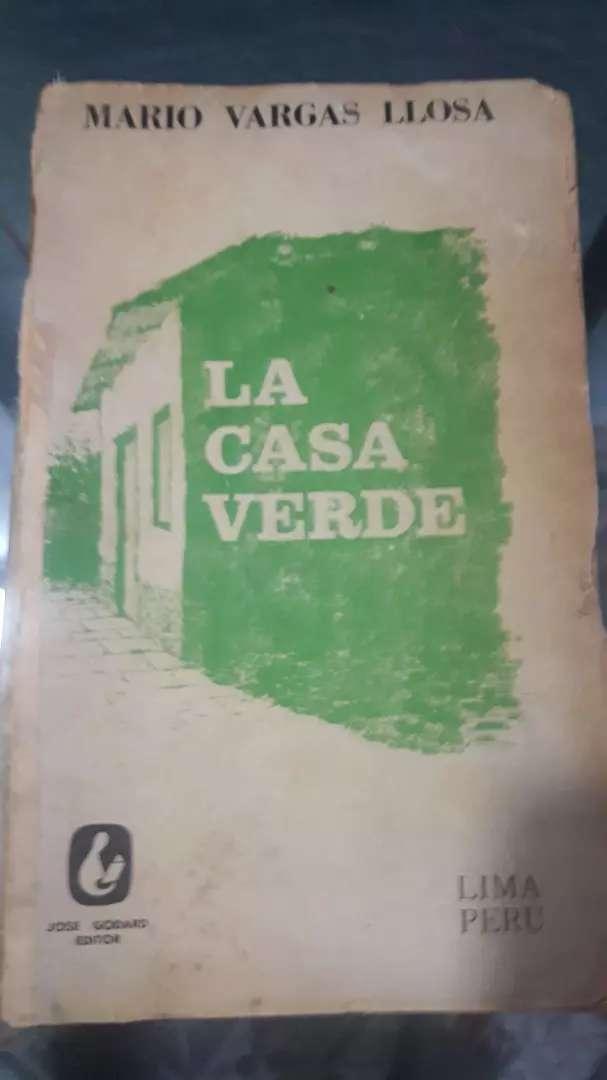 La casa verde. Vargas Llosa 0