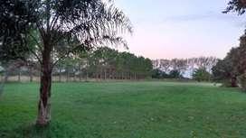 espectacular  terreno rural arroyo seco 1,5 ha ,añosa arboleda, quincho completo , alambrado ,molino ,agua potable
