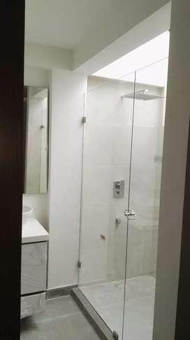 División para el baño