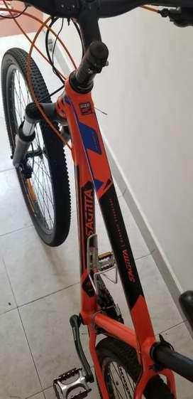 Excelente oportunidad... 2 Bicicletas Optimus 1. Talla S Rin 29 2. Talla M Rin 29