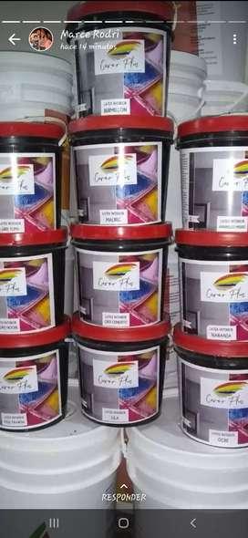 Baldes de Pintura de 4 litros