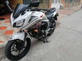 Yamaha Fazer 150 (permuto por corsa)