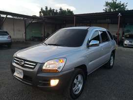 KIA SPORTAGE 2006 turbo diesel interculer full cuero