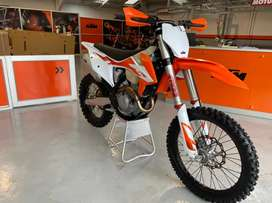 Vendo moto ktm 250XCF