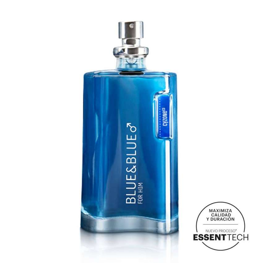 Perfume Blue&Blue for Him by CyZone 75 ml
