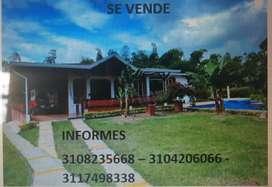 Vendo casa campestre precio negociable,en el mejor lugar de Tebaida, Quindio.