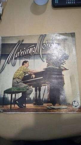 Disco Lp Vinilo Mariano Mores Vol 3