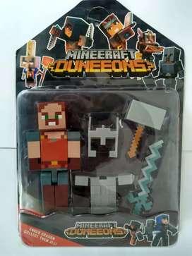 Minecraft zombie Creeper