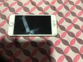 Vendo Iphone 6 con cargador y auriculares
