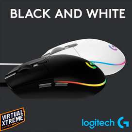 Logitech G203 LIGHTSYNC Mouse.