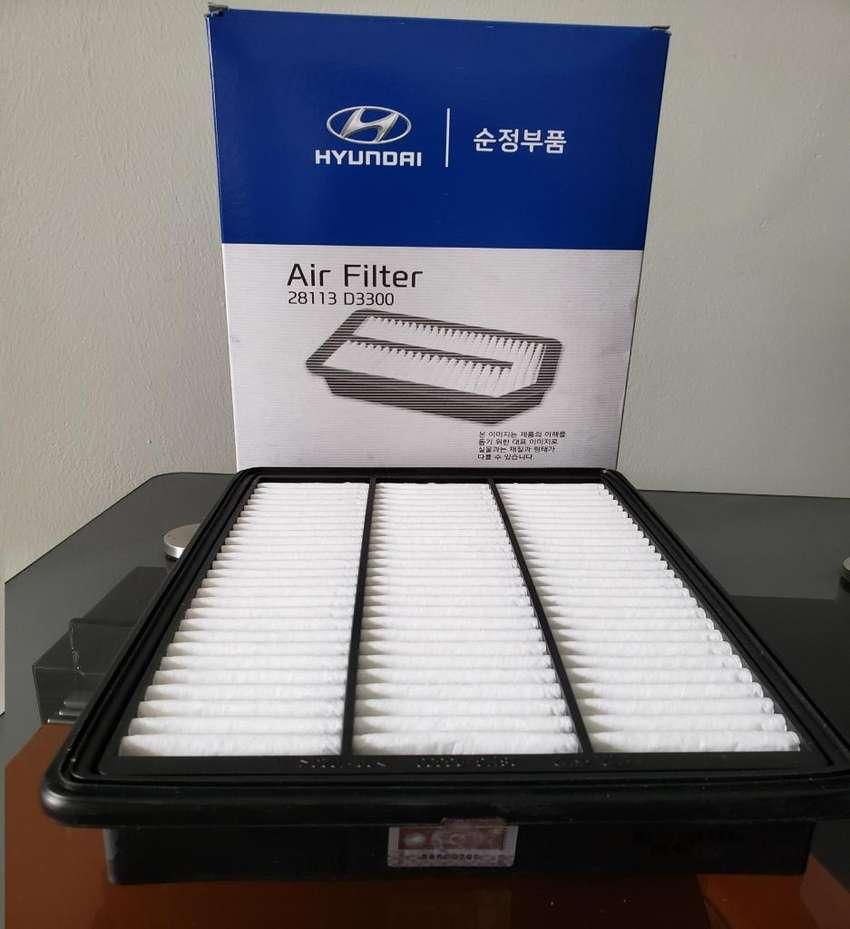 Filtro de Aire Para Kia - Hyundai 0