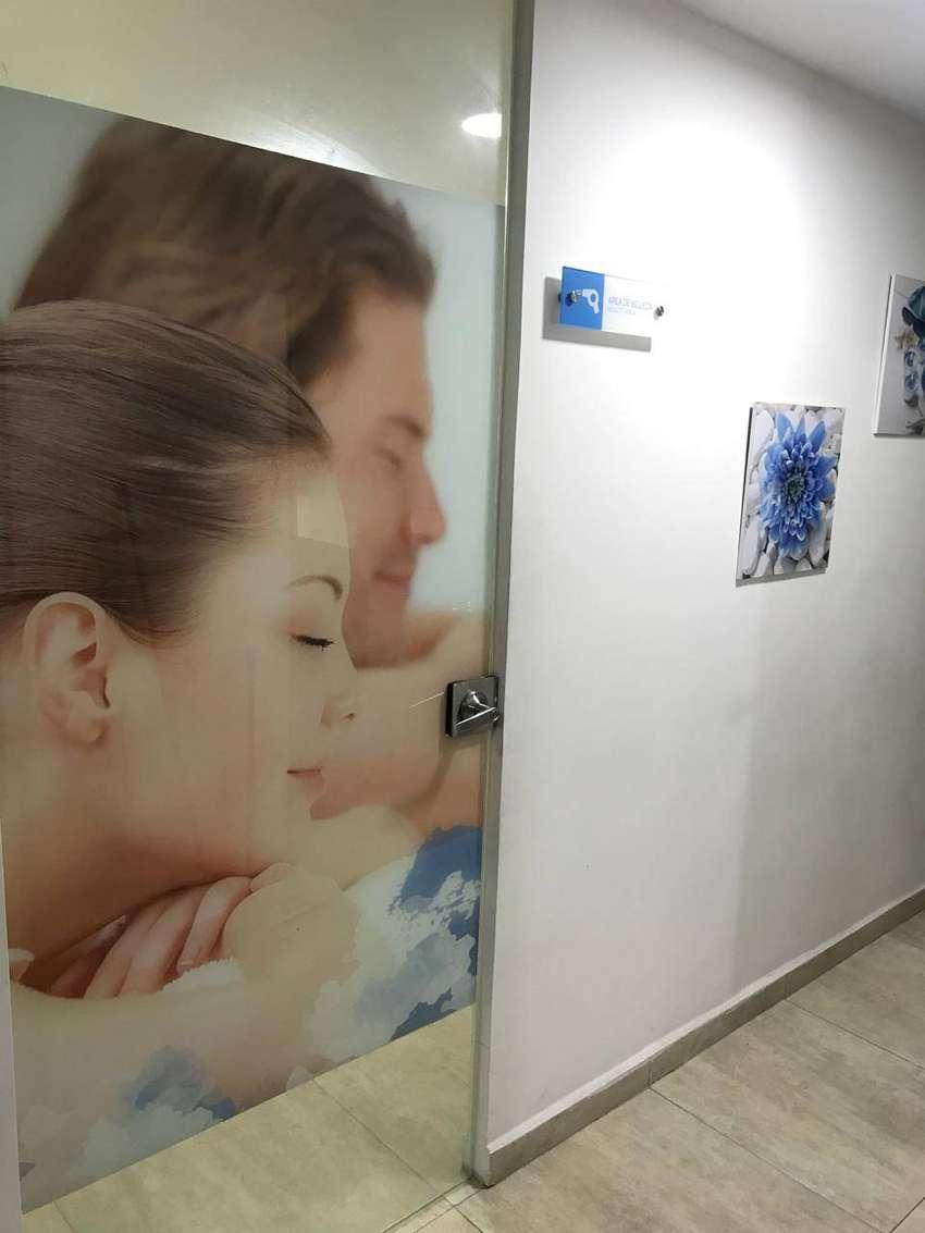 Arriendo cubículo - local en reconocido Centro de Estética en Piedecuesta 0