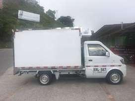 Carro DFSK , transporte de alimentos.